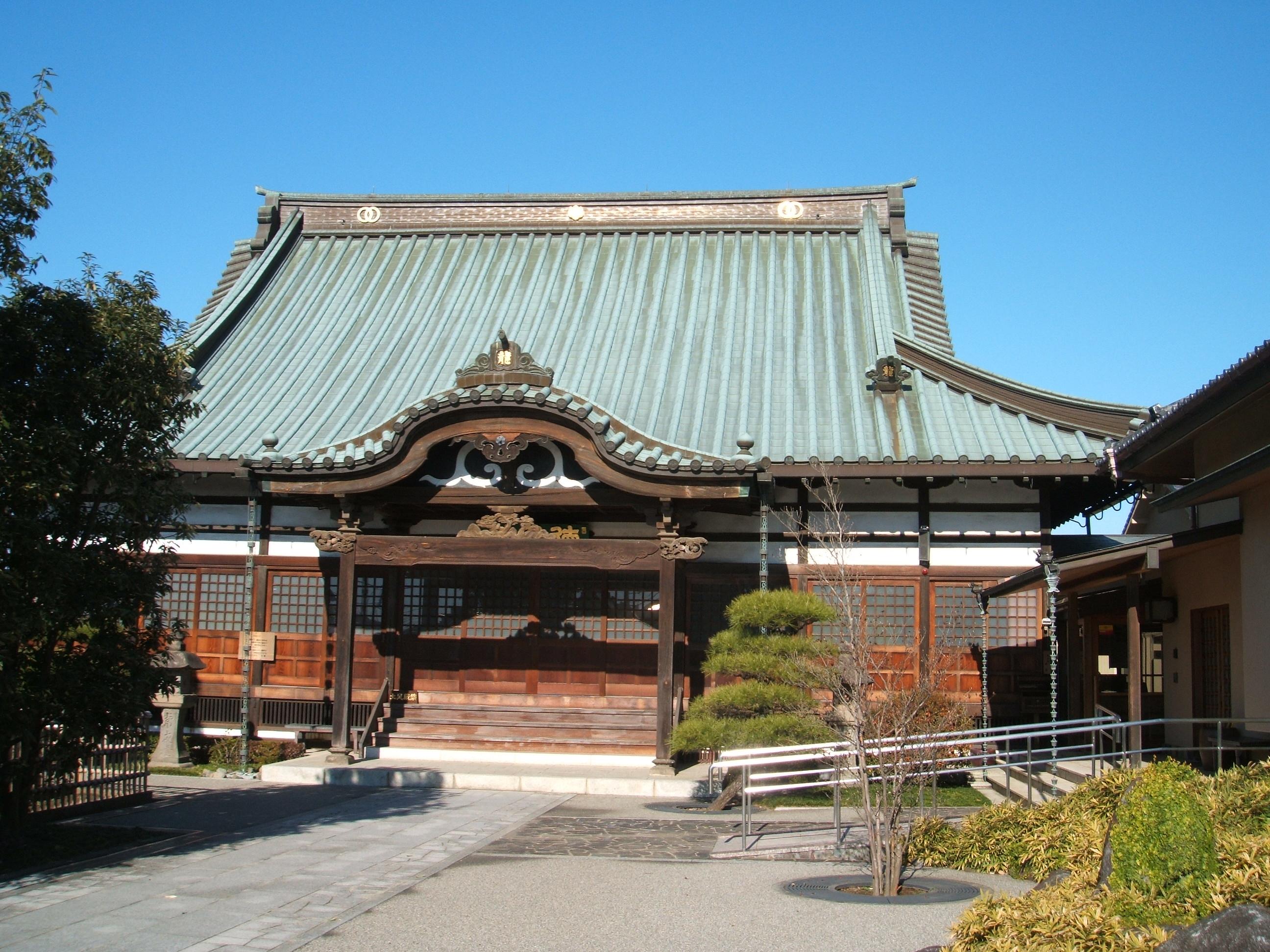 Memorial Service « Tokyo Five
