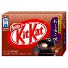 「おしるこ味」 (Oshiruko flavor)