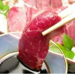 鯨肉 (whale meat)