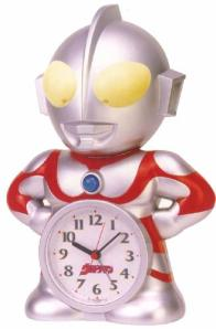 Ultraman Alarm Clock
