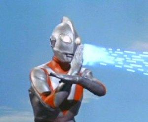 「ウルトラマン」 (Ultraman)