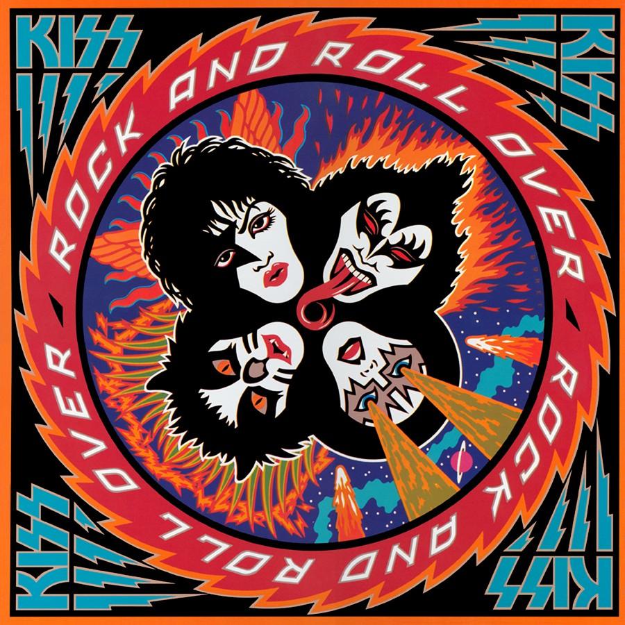 DISCOGRAFIA COMPLETA DE KISS!!! Rock_and_roll_over
