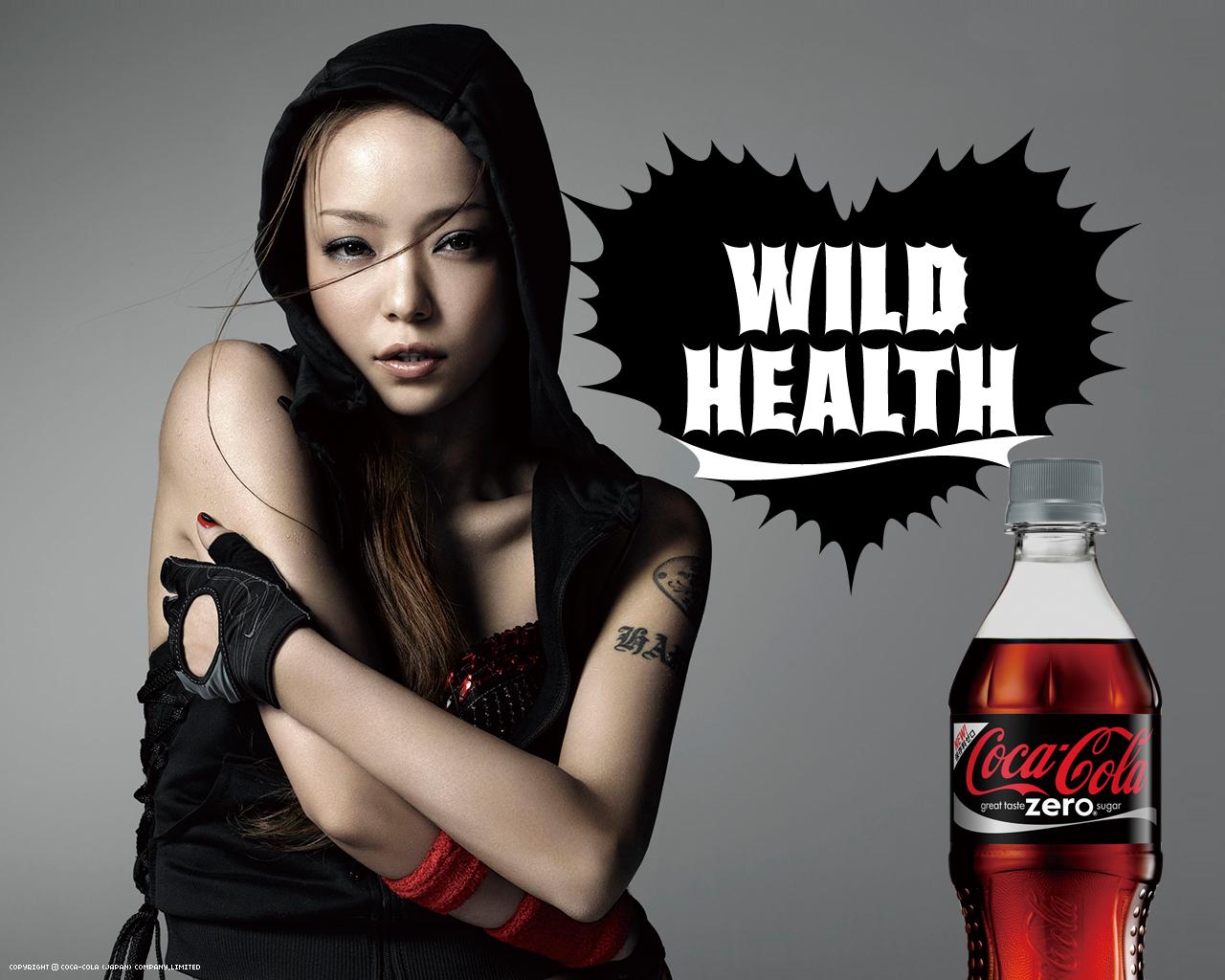 Coca cola tokyo five for Wild zero tattoo