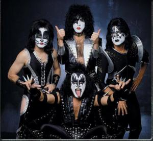 Current KISS line-up