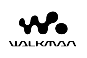 "The current ""Walkman"" logo."
