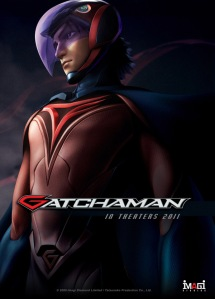 Gatchaman (scheduled for release in 2011)