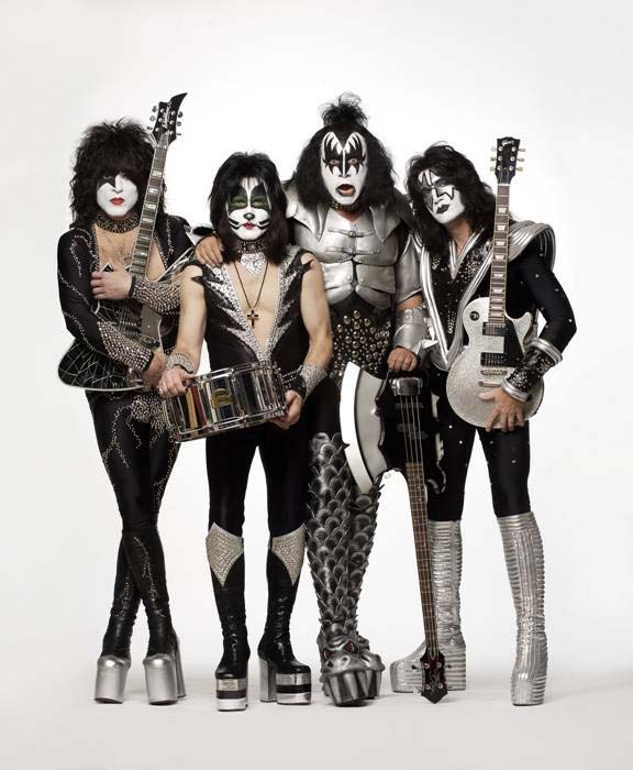 Kiss Tommy Thayer Makeup: Tokyo Five
