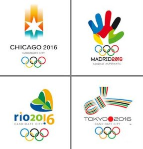 2016 Olympic Candidate Cities logos