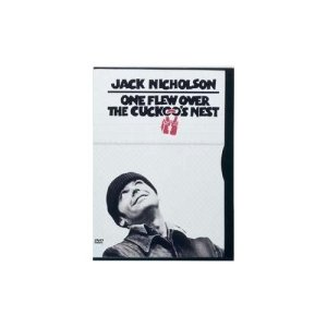 One Flew Over The Cuckoo's Nest (starring: Jack Nicholson, Danny DeVito, Christopher Lloyd)