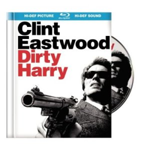 Dirty Harry (starring: Clint Eastwood)