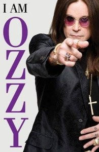 The cover of Ozzy Osbourne's autobiograhy