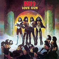 """""""Love Gun"""", 1977"""