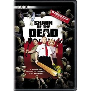 Shaun Of The Dead (starring: Simon Pegg)