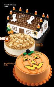 """Baskin-Robbins U.S. Halloween cakes"