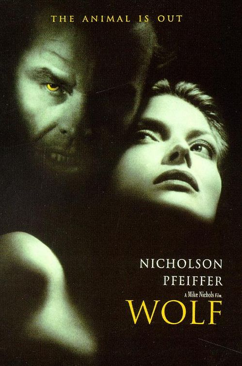 Wolf (1994) (In Hindi) SL VBB - Jack Nicholson, Michelle Pfeiffer, James Spader, Kate Nelligan, Richard Jenkins, Eileen Atkins, Om Puri, Ron Rifkin, Brian Markinson