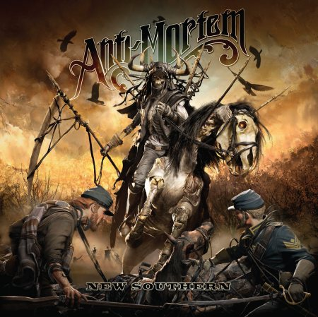 Anti-Mortem - New Southern - promo cover pic - 2014