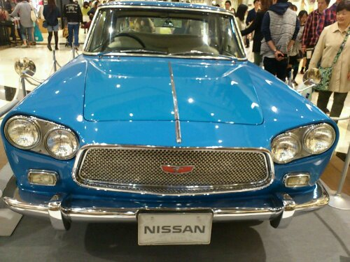 Nissan Skyline GT-R s in the USA Blog: All Wheel Drive 1965 Ford ...
