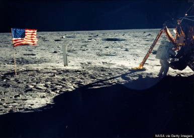 30th Anniversary of Apollo 11 Moon Mission