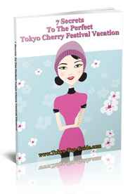 """7 Secrets to the Perfect Tokyo Cherry Blossom Festival Vacation"""