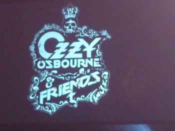 """Ozzy Osbourne & friends""!!"