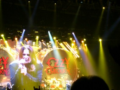 The legendary Ozzy Osbourne!