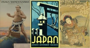 old japan posters top